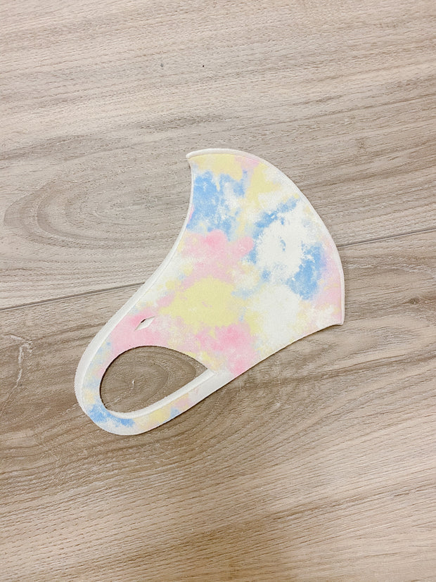 Accessories - The Amanda Pastel Adult Face Mask