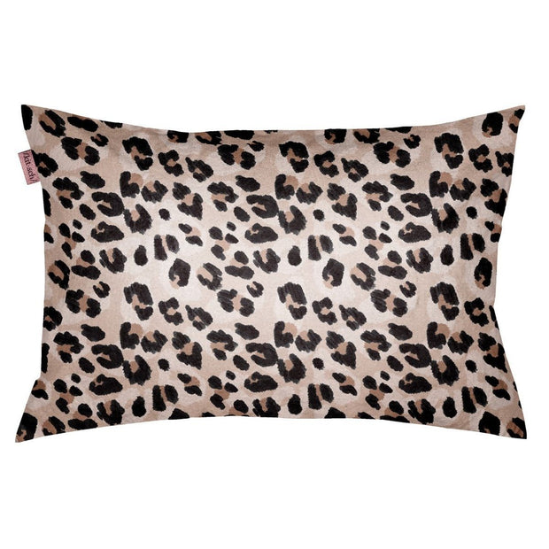 Accessories - Towel Pillow Cover In Leopard