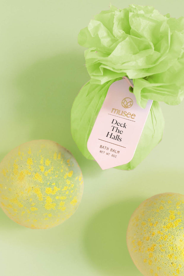 Beauty - Deck The Halls Bath Bomb