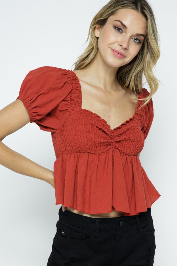 Blouse - The Bella Top