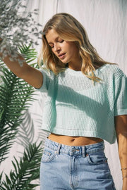 Blouse - The Danielle Sweater Top