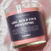 Candle - Build Your Empire Candle
