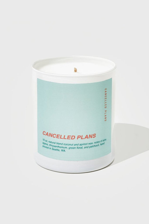Candle - Cancelled Plans Candle