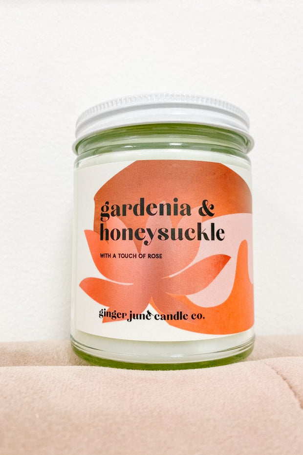 Candle - Gardenia Honeysuckle Candle