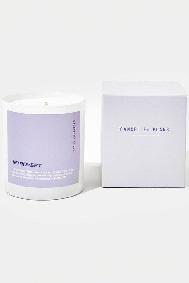 Candle - Intovert Candle