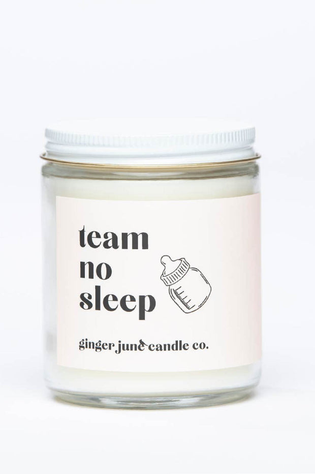 Candle - Team No Sleep Candle