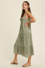 Dress - The Cora Dress In Sage