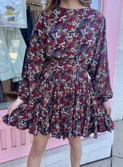 Dress - The Willow Floral Dress