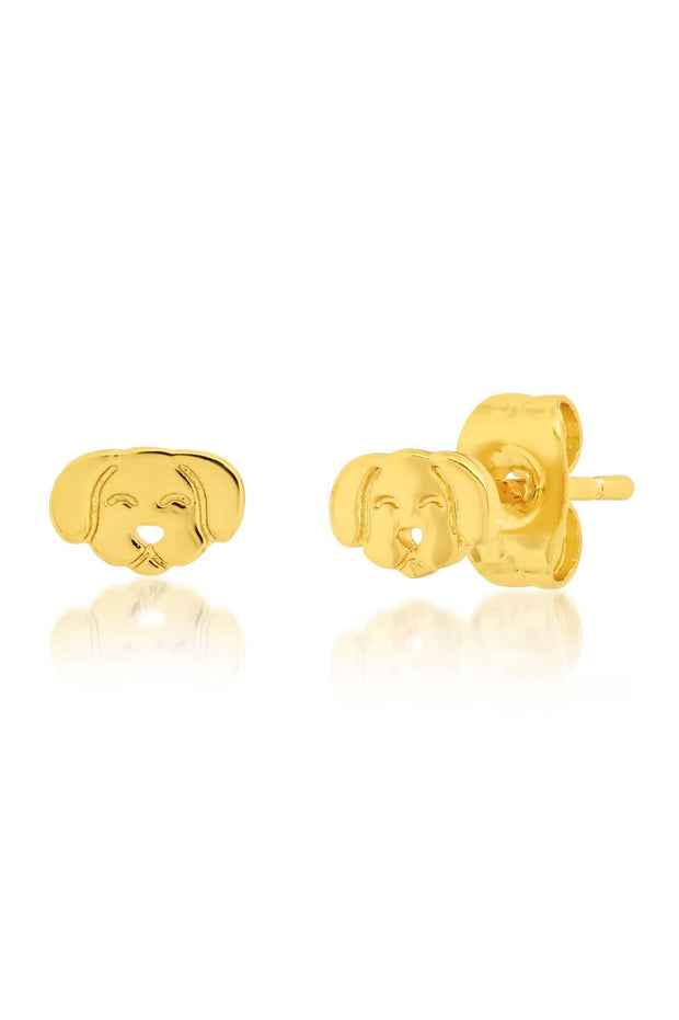 Earrings - Doggy Studs