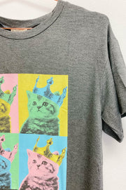 Graphics - Cat Andy Warhol Tee