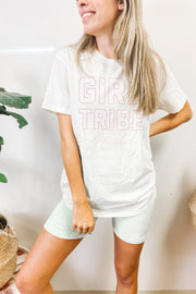 Graphics - Girl Tribe Block Tee
