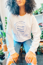 Graphics - In Love With My Future Sweatshirt