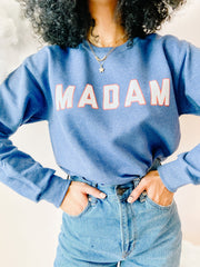 Graphics - Madam Sweatshirt *Pre-Order*