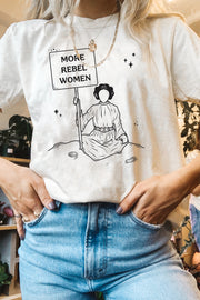 Graphics - More Rebel Women Tee