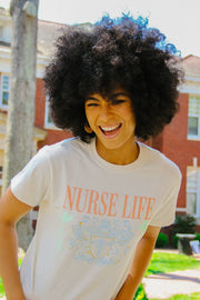 Graphics - Nurse Life Tee