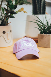Hat - Babe Hat In Lavender
