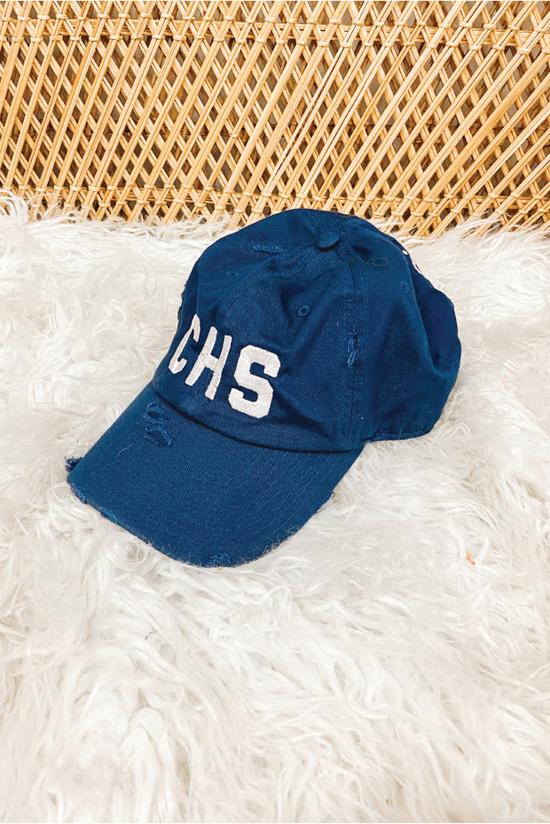 Hat - CHS Navy Hat