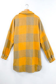 Jackets - The Claire Plaid Shacket