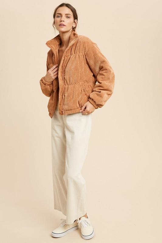Jackets - The James Corduroy Jacket