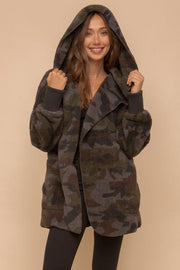 Jackets - The Mollie Camo Coat