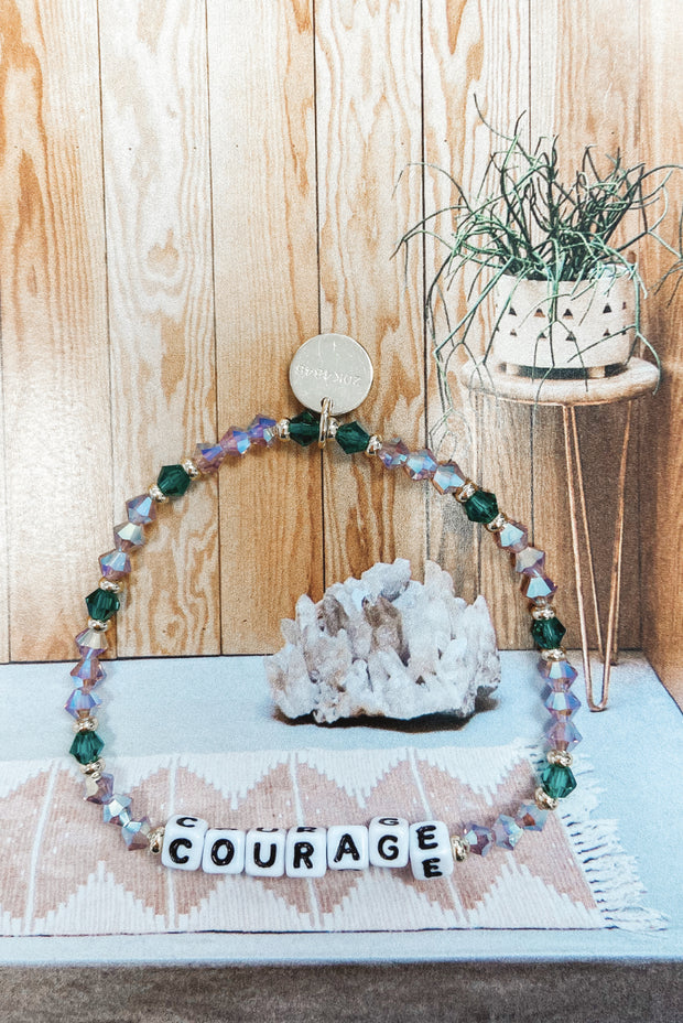 Jewelry - Courage Bracelet