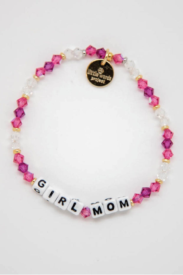 Jewelry - Little Words Project - Girl Mom Bracelet (4524273664054)