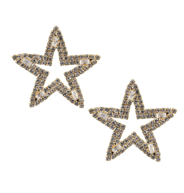 Jewelry - Oh My Star Earrings In Gold By Bracha