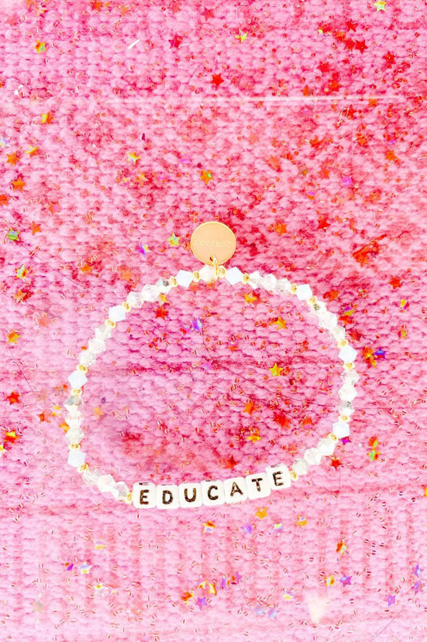 Jewelry - The Educate Bracelet