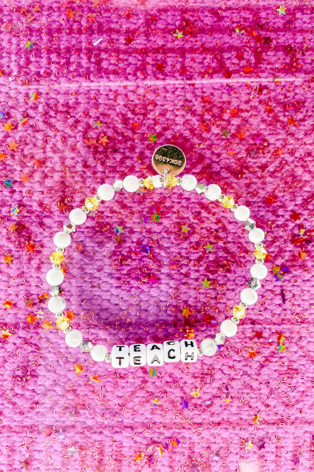 Jewelry - The Teach Bracelet