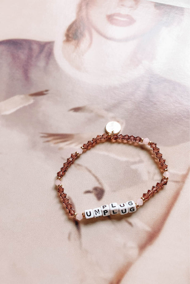 Jewelry - Unplug Bracelet