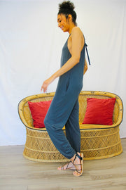 Jumpsuits - The Samantha Jumpsuit In Charcoal