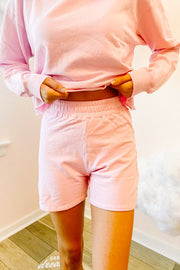 Lounge Wear - Dana Scott Shorts In Bazooka