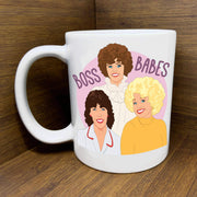 Mugs - 9 To 5 Boss Babes Mug