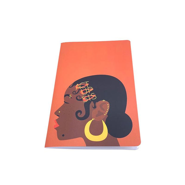 Paper Goods - Act Up Sis Slim Travel Journal