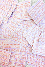 Paper Goods - Girl Power Holiday Sticker
