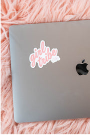 Girl Tribe Co. Sticker
