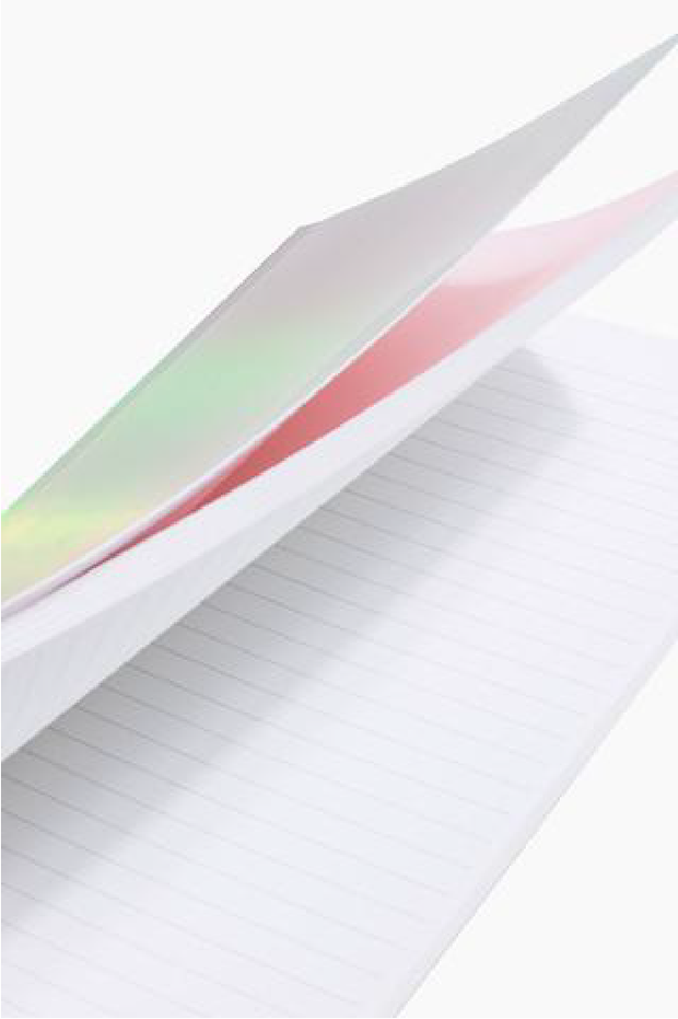 Paper Goods - Holographic Notebook By Pocket