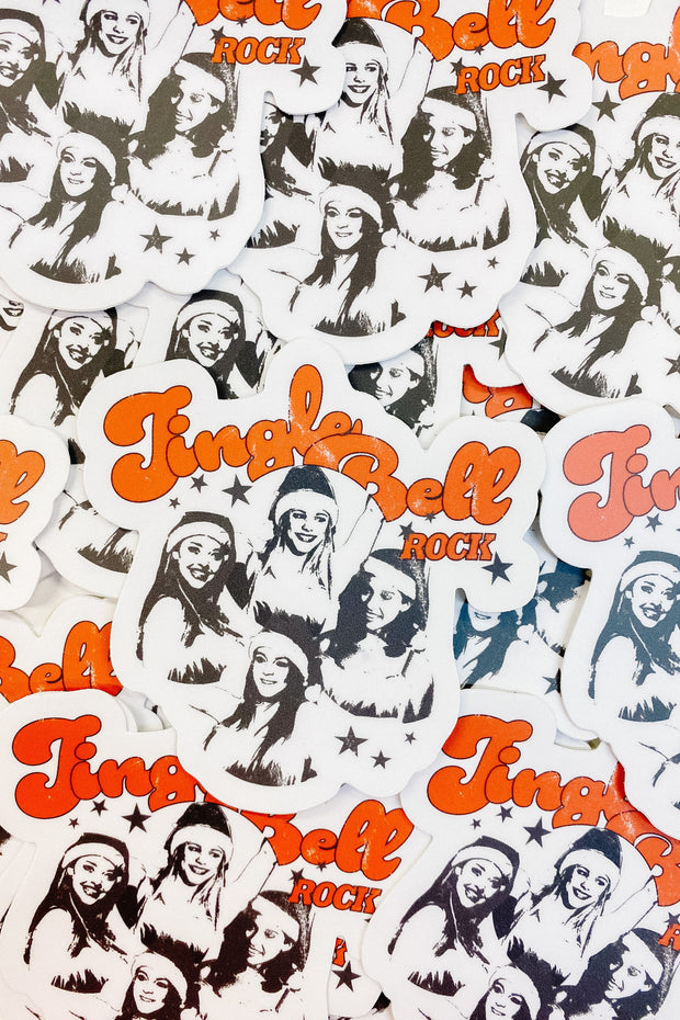 Paper Goods - Jingle Bell Rock Mean Girls Sticker