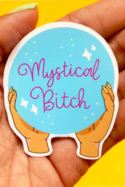 Paper Goods - Mystical Bitch Sticker