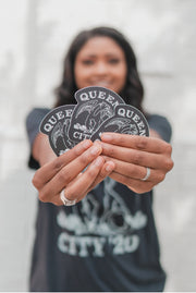 Paper Goods - Queen City 2020 Sticker