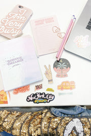 Paper Goods - Serious Dreamer Work From Home Kit