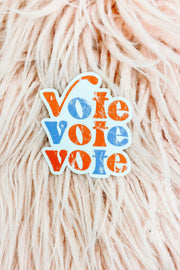 Paper Goods - VOTE VOTE VOTE Sticker