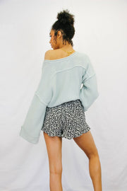 Shorts - The Deidra Shorts In Midnight
