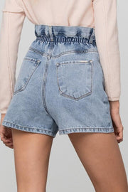 Shorts - The Emily Denim Shorts