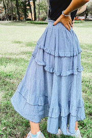 Skirts - The Michala Maxi Skirt