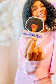 Stickers - Black Girl Magic Sticker