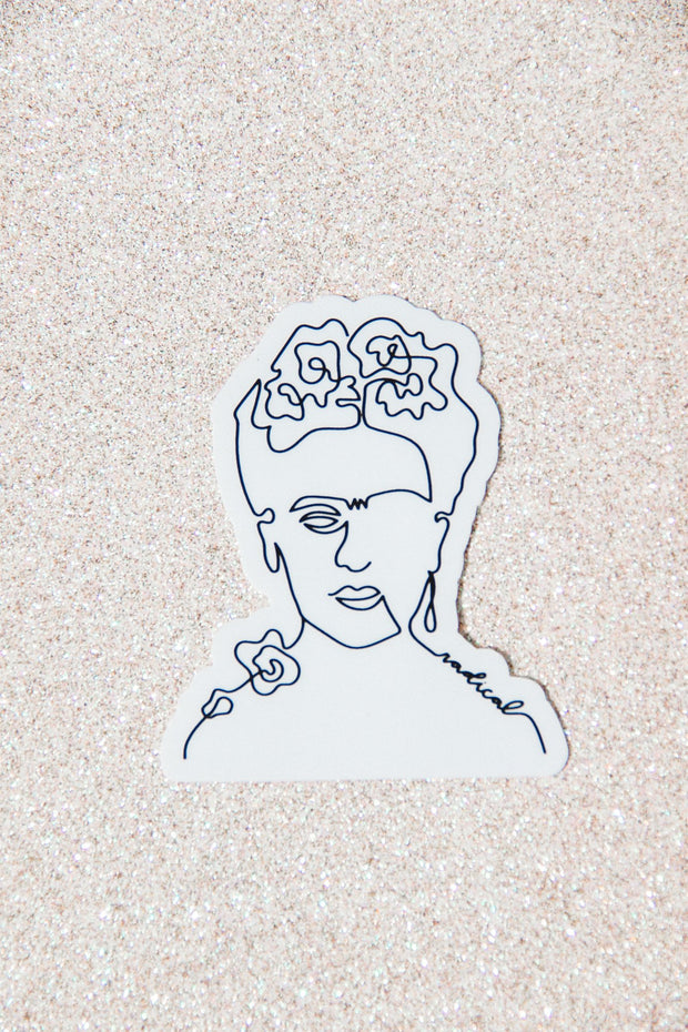 Stickers - Frida Sticker