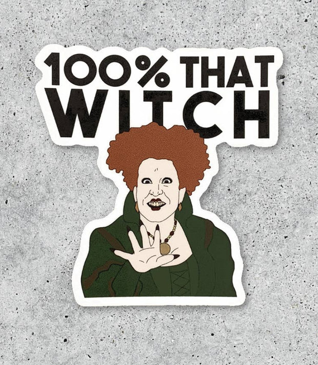 Stickers - Hocus Pocus Sticker