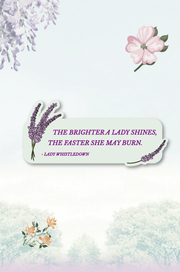 Stickers - Lady Whistledown Sticker