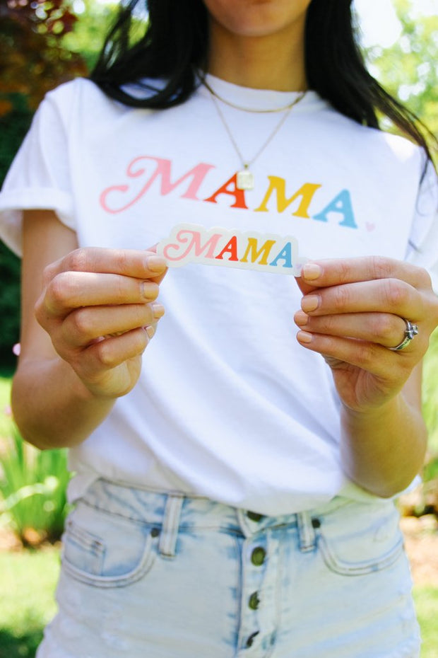 Stickers - Mama Sticker
